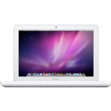 "Refurbished White Apple Macbook Laptop 13.3"" MB402B/A"
